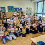 Pasování na čtenáře v prvních třídách